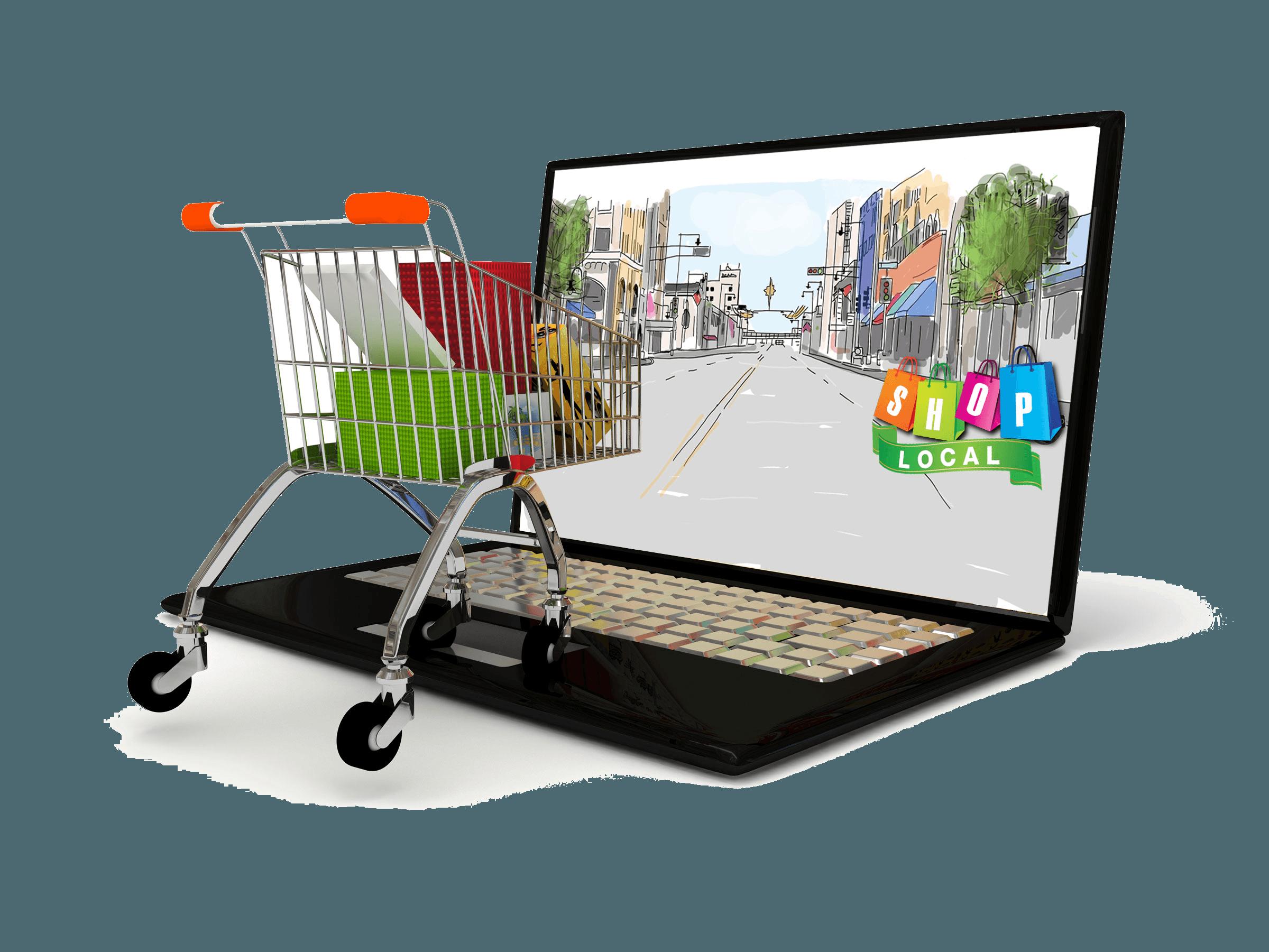 Shop Local Online Store