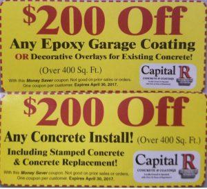 Capital R Concrete & Coatings