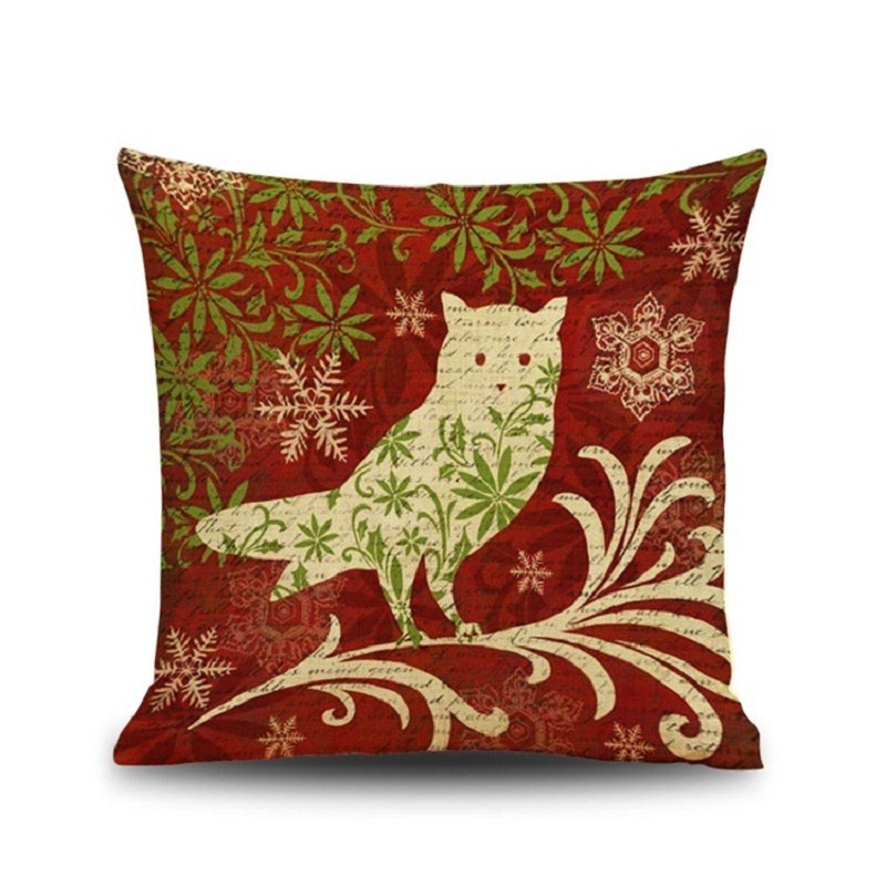 christmas decoration pillow cover add to wishlist loading - Christmas Decorative Pillows
