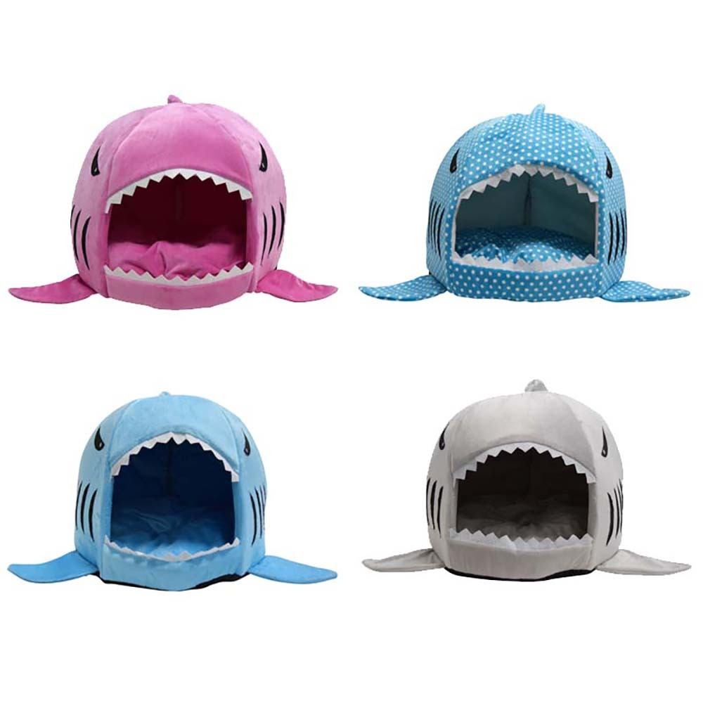 Wholesale Soft Dog House For Large Dogs Warm Shark Dog House Tent High Quality Cotton Small Dog Cat Bed Puppy House Pet Product | Shop Local Communities  sc 1 st  Shop Local Communities & Wholesale Soft Dog House For Large Dogs Warm Shark Dog House Tent ...